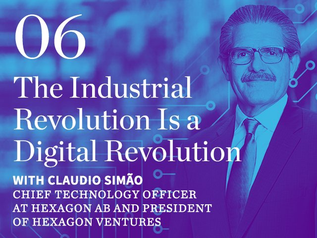 Episode 06: The Industrial Revolution Is a Digital Revolution