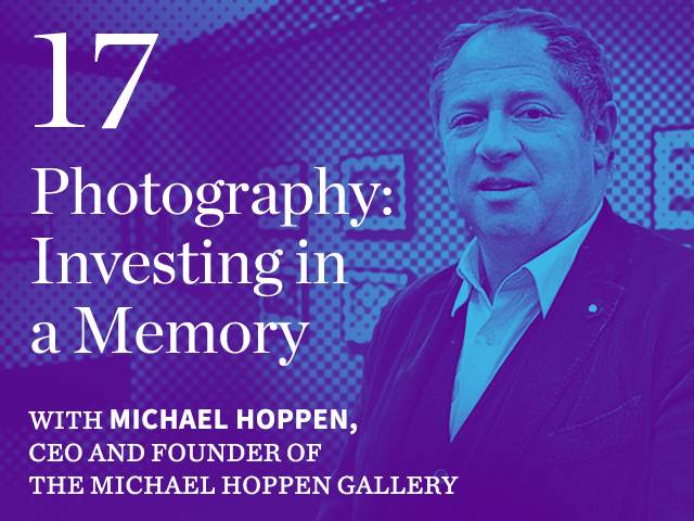 Episode 17: Photography: Investing in a Memory