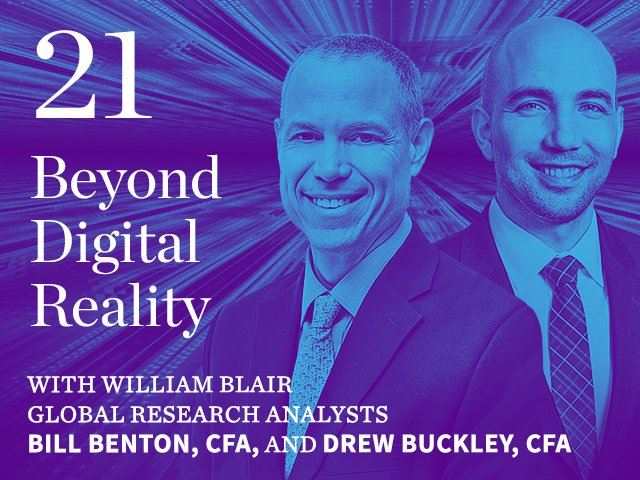 Episode 21: Beyond Digital Reality